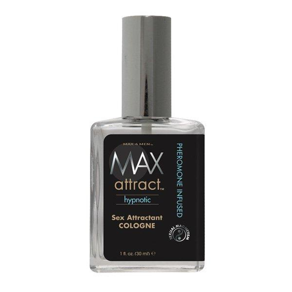 Max 4 Men Attract Sex Attractant Cologne Pheromone Infused 1 Ounce