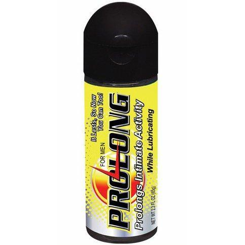 Body Action Prolong Lubricant