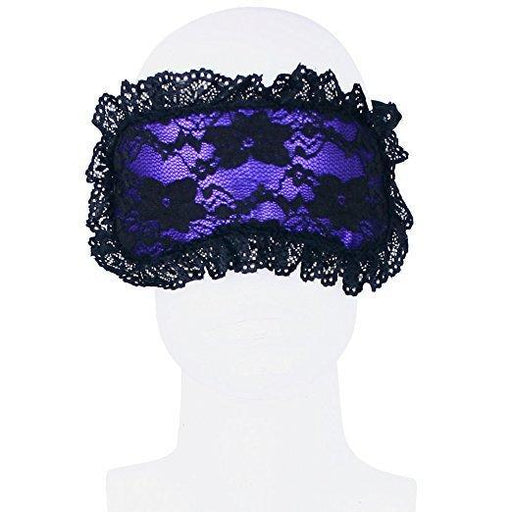 Plush Lace Blindfold