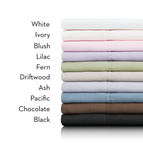 MALOUF Double Brushed Microfiber Super Soft Luxury Bed Sheet Set - Wrinkle Resistant -