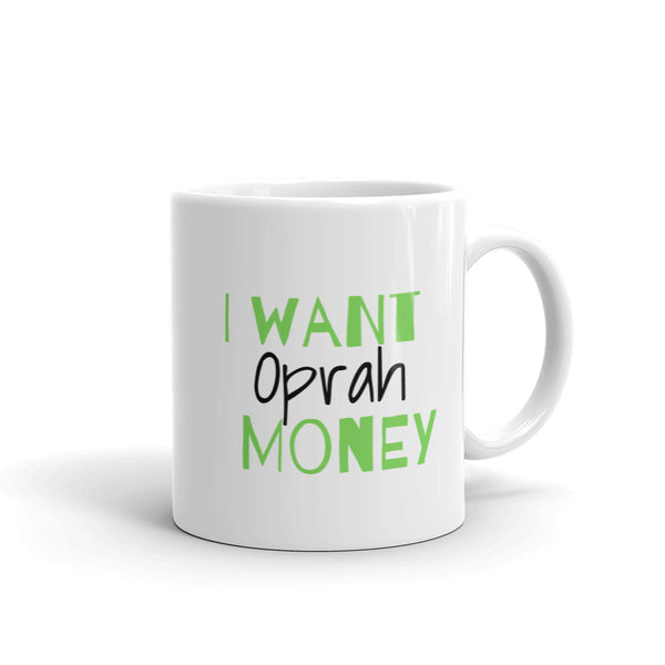 Money Goals Mug