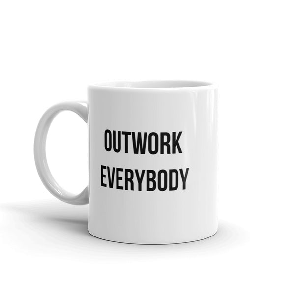 Outwork Everybody Mug