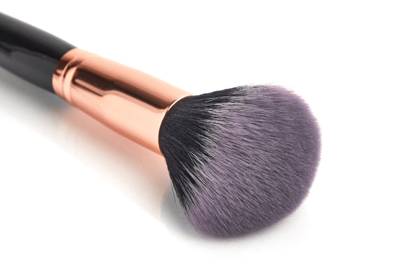 Black Rose Powder Brush - 002BR