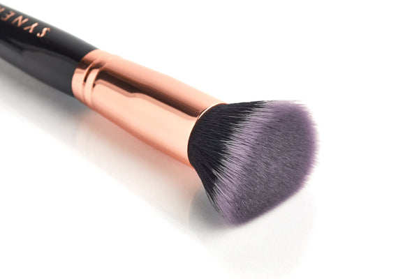 All new Black Rose flat head foundation brush - 004BR