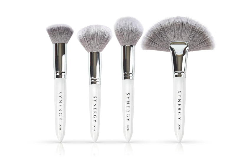 4 piece Blanc brush set