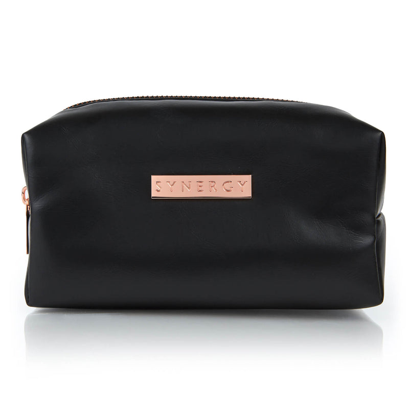 Black Rose makeup bag