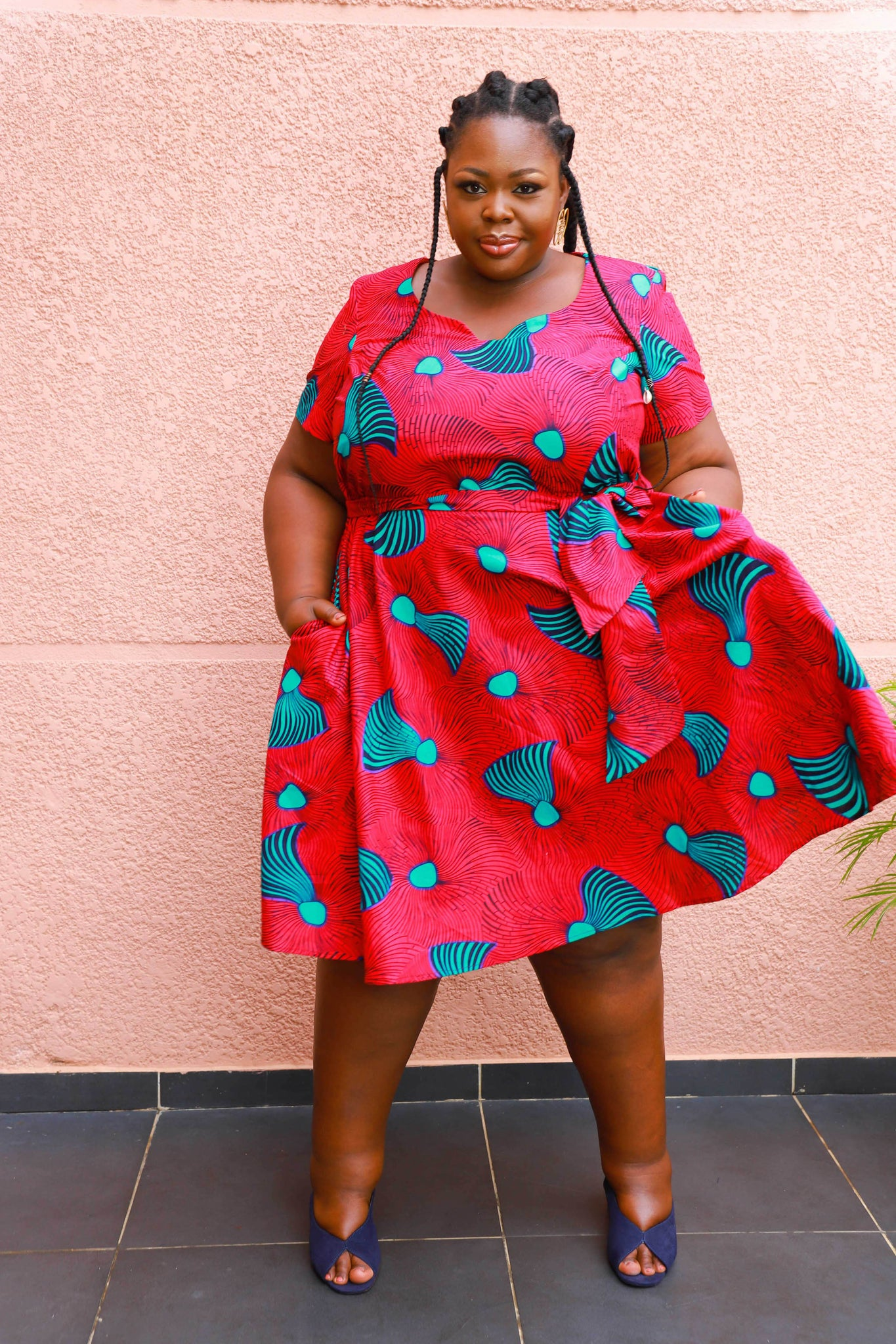 robe-grande-taille-wax