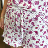 Shorts Only - Pretty in Pink Pyjamas (Mama)