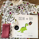 Story Book | Oscar and Ray