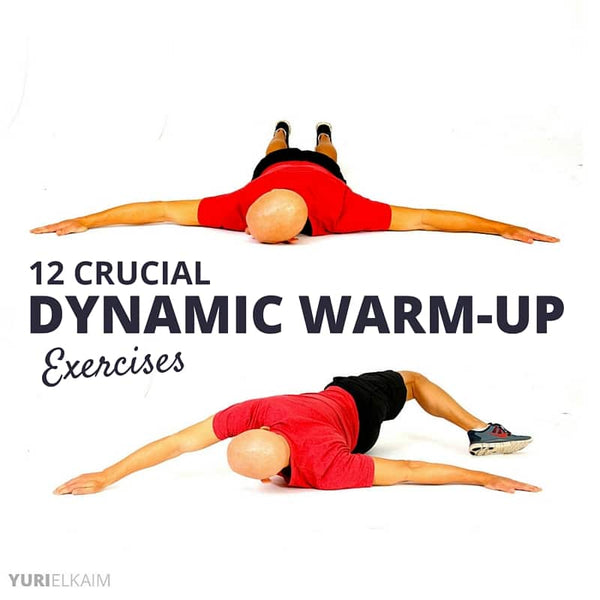 12 Crucial Dynamic Warm-up Exercises to Do Before Your Workout
