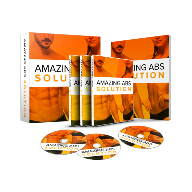 Yuri Elkaim's Amazing Abs Solution (Digital Instant Access)