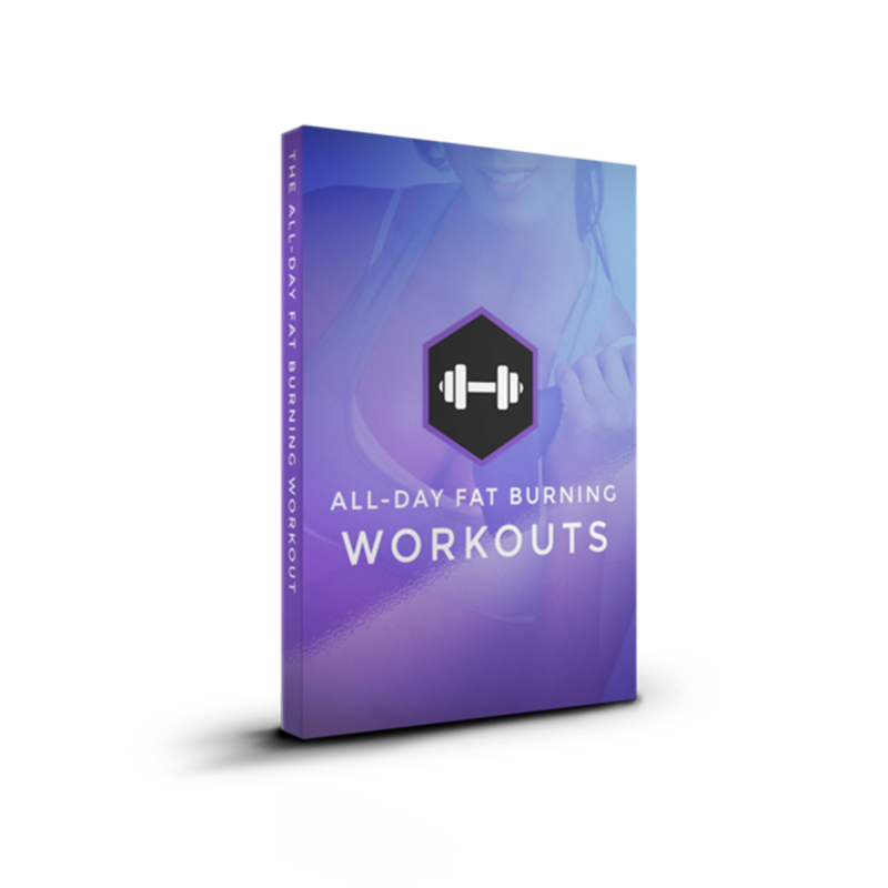 Yuri Elkaim's All Day Fat Burning Workouts (Digital Instant Access)
