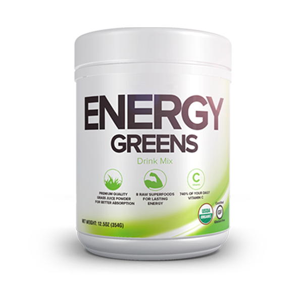 Energy Greens (1 Bottle)