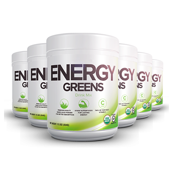Energy Greens (45 Day Supply)