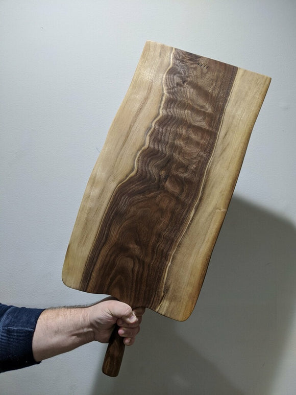 Huge Walnut Charcuterie Board