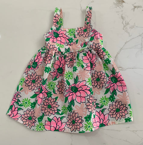 Just One You Carter's Girl's Floral Dress Size 9M