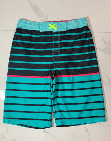 Cat & Jack Boys Swim Trunks Shorts Size XL 16