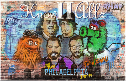 Know-It-Alls: Live from Philly