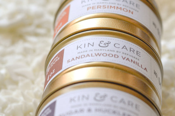 Gift Sets from Kin & Care