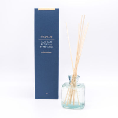 Oud & Vanille Reed Diffuser