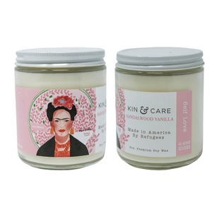 Icon Collection Jar Candles
