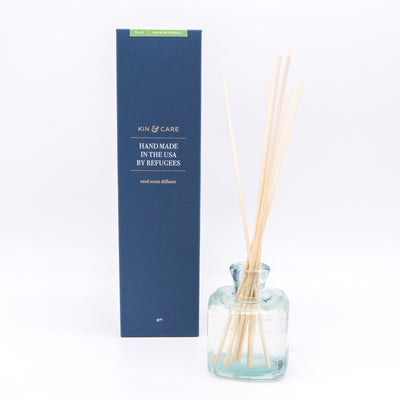 Fig & Patchouli Reed Diffuser