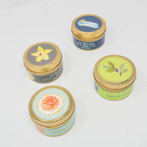 Coastal Collection Tin