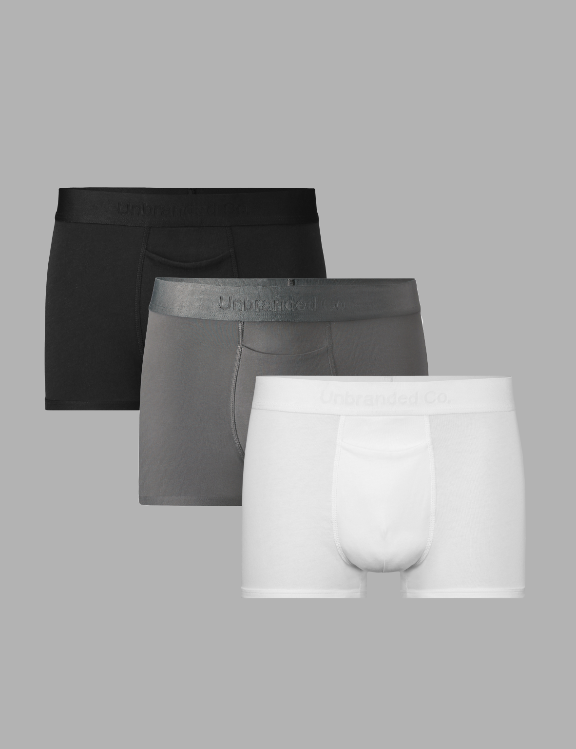 Short Trunk 3-Pack