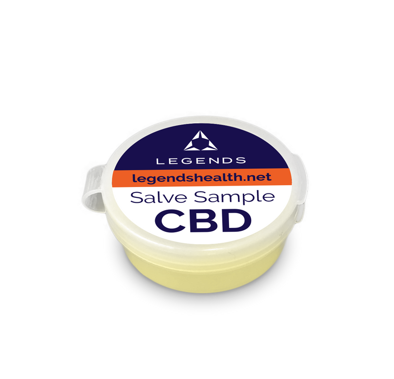 CBD Sample Baggie
