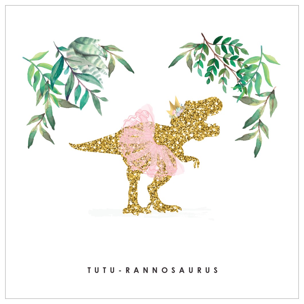 Tutu-Rannosaurus - Super Duper Party Box