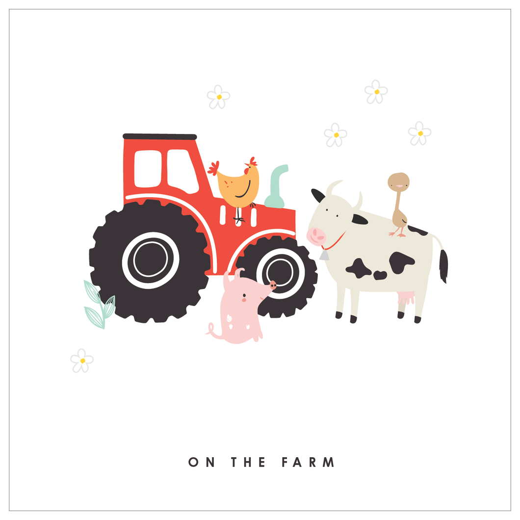 On the Farm - Super Duper Party Box