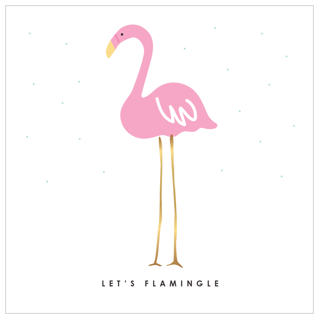 Let's Flamingle - Super Duper Party Box