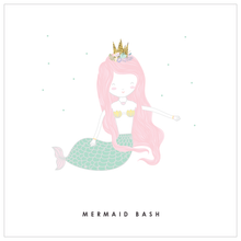 Load image into Gallery viewer, Splish Splash Mermaid Bash - Super Duper Party Box