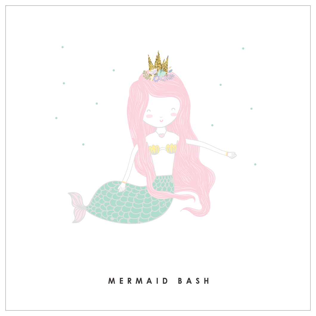 Splish Splash Mermaid Bash - Super Party Box