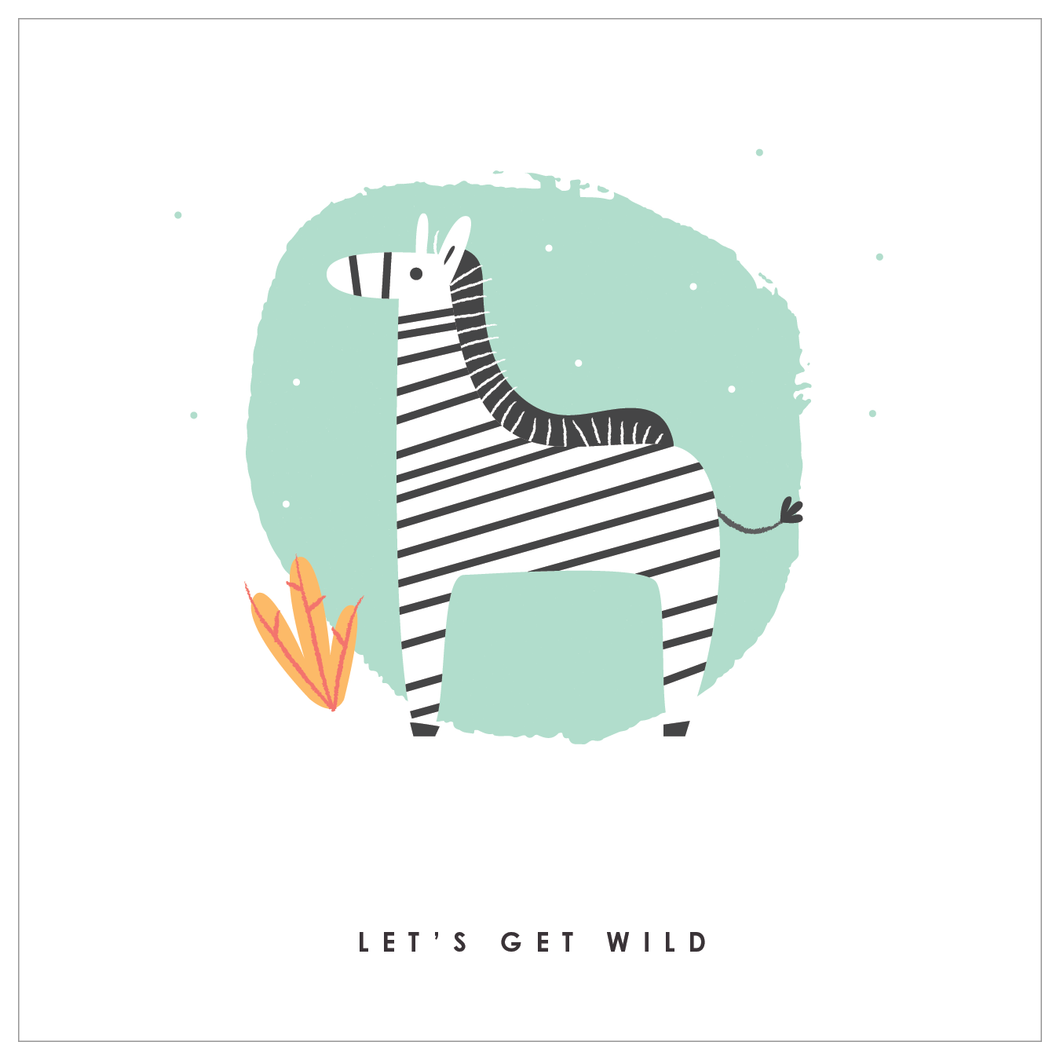 Let's Get Wild - Super Party Box