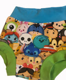 Disney Tsum Tsum Bummies, Size 12-18 Months - Ready to Ship! Vacation Summer Character