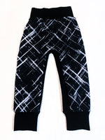 I Heart Grunge Joggers - Ready to Ship sizes 12-18 Months & 3/4 Only - 1 each! Handmade Valentines
