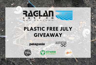 Plastic Free July Beach Clean