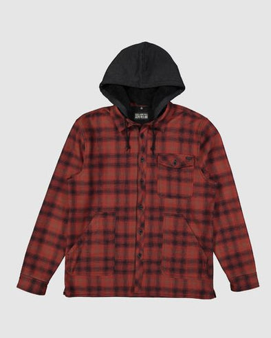 Billabong Furnace Bonded Hooded Shirt