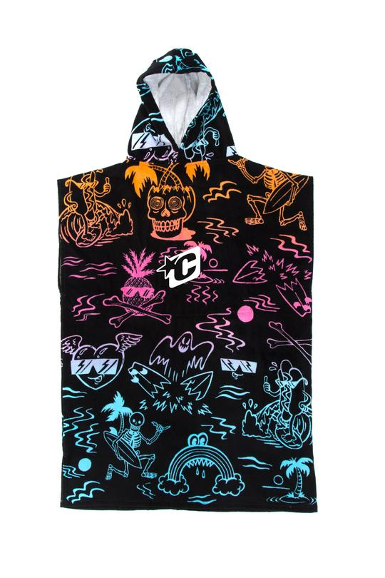 Creatures of Leisure Grom Hooded Towel