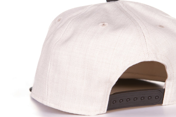 Raglan Surf Co Block Text Cap