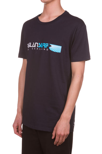 Raglan Surf Co Split T-Shirt