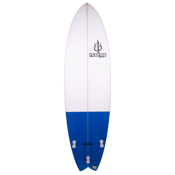 HUGHES SURFBOARDS FUNFISH