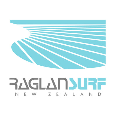 Raglan Surf Co Square Patch
