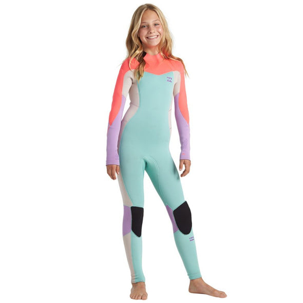 Billabong Teen Synergy 3/2 BZ Full Suit