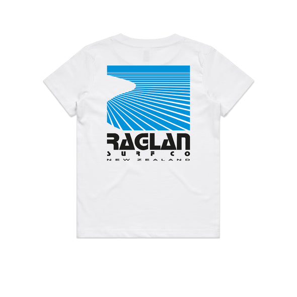 Raglan Surf Co Kids Block T-Shirt