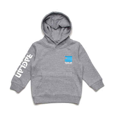 Raglan Surf Co Kids Block Pullover Hood