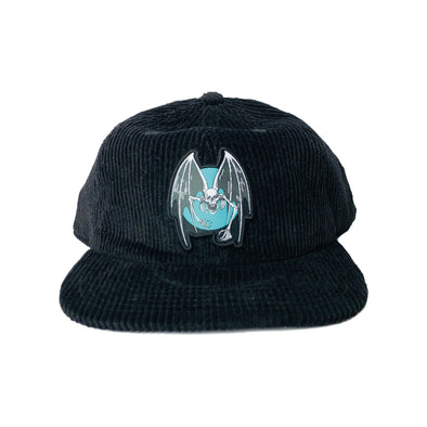 Raglan Surf Co Hell Bat Cord Cap