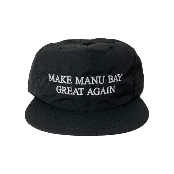 Raglan Surf Co Manu Bay Embroidered Cap