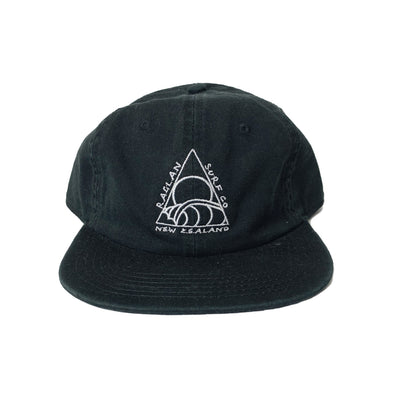 Raglan Surf Co Tri Embroidered Cap